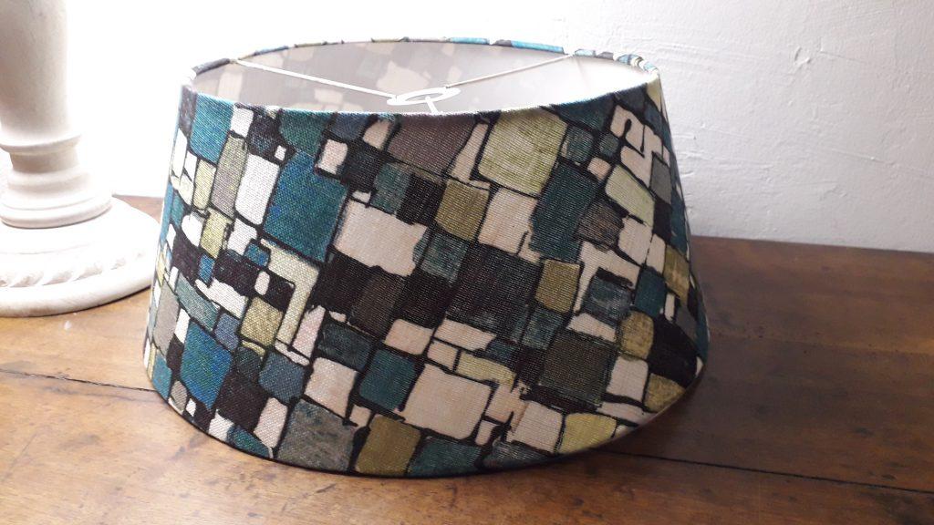 Abat-jour tambour tissu Lalie Design
