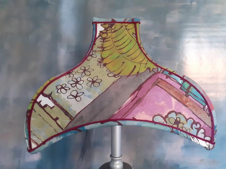 Pagode Birmane tissu Lalie Design